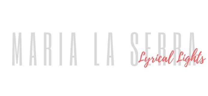 Copy of Copy of Copy of MARIA LA SERRA